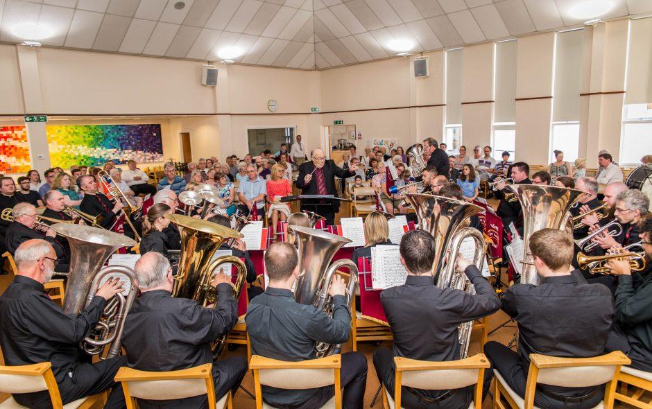 Reading Spring Gardens Brass Band